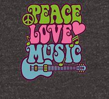 Peace Love Music design Unisex T-Shirt