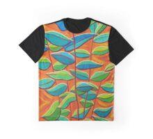 Arid Garden - Leaves Graphic T-Shirt