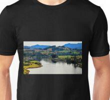 Beautiful Manning River 06663 Unisex T-Shirt