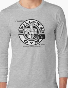 Willow's Gym Long Sleeve T-Shirt