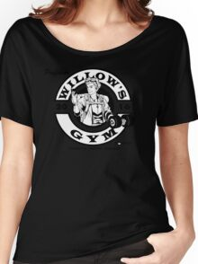 Willow's Gym Women's Relaxed Fit T-Shirt