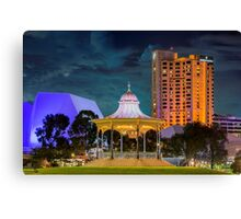 Adelaide at Night Canvas Print