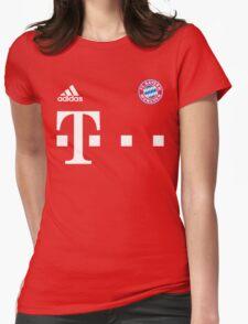 INTERNATIONAL CHAMPIONS CUP - Bayern Munich Womens Fitted T-Shirt