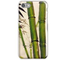 Hearty bamboo iPhone Case/Skin