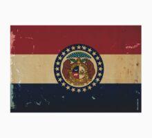 Missouri State Flag VINTAGE Kids Clothes
