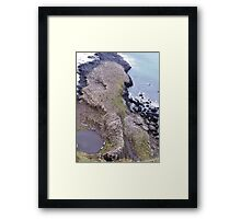 Giant's Causeway, from a different angle Framed Print