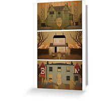 Boggis, Bunce & Bean Greeting Card