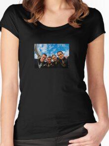 Groom & His Groomsmen Women's Fitted Scoop T-Shirt