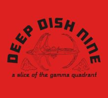 Deep Dish Nine Uniform by piratesgospel