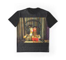Vinyl Junkies Graphic T-Shirt