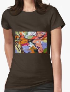 Toronto Faces Womens Fitted T-Shirt