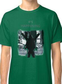 Mr Robot - It's happening Classic T-Shirt