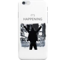 Mr Robot - It's happening iPhone Case/Skin