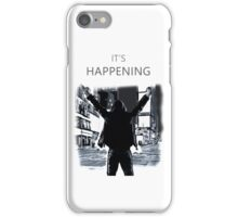 Mr Robot - It's happening iPhone Case/Skin