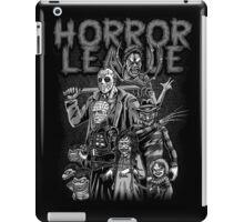 Horror League iPad Case/Skin