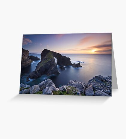 Stac  A'Phris Greeting Card