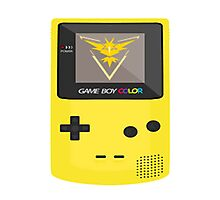 Team Instinct GBC Photographic Print