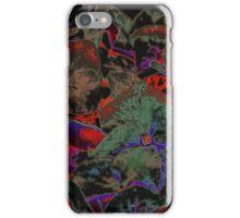 Neon Plant Life iPhone Case/Skin