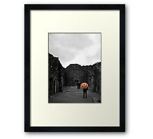 Umbrella Framed Print