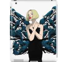 The Butterfly Girl iPad Case/Skin