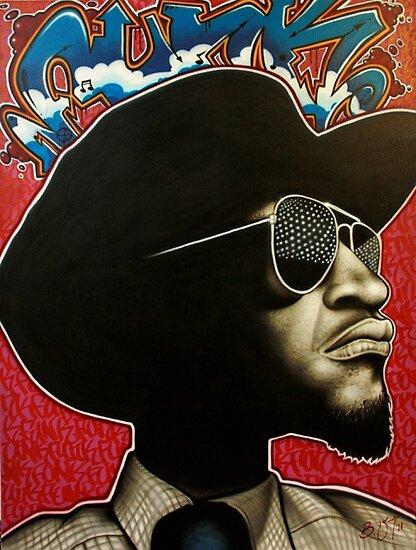 Funk3000 by Bilistik Art