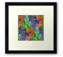 Reality is Melting Framed Print