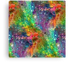 Reality is Melting Canvas Print