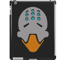 Zenyatta face iPad Case/Skin