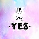 Zoella - Just Say Yes! Zoe Sugg by 4ogo Design