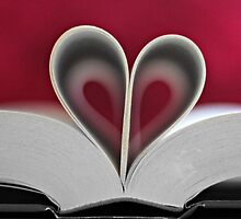 A love of books by Karen Tregoning