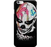 Death Stare Joker Style iPhone Case/Skin