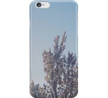Sky blossom iPhone Case/Skin