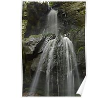 Baskins Creek Falls Poster