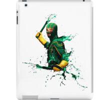 KICK ASS ⬛ Digital Painting iPad Case/Skin