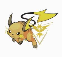 Raichu - Team Instinct One Piece - Short Sleeve