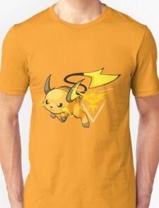 Raichu - Team Instinct Unisex T-Shirt
