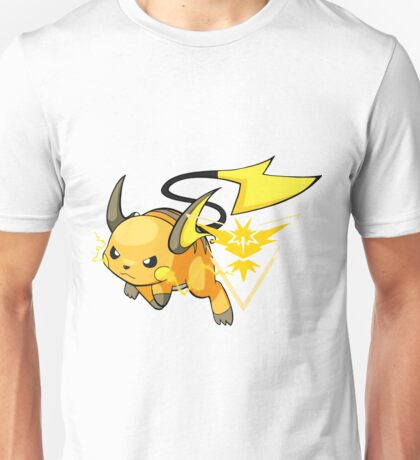 Raichu - Team Instinct Unisex T-Shirt
