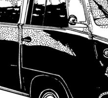 Volkswagen Bus Sticker