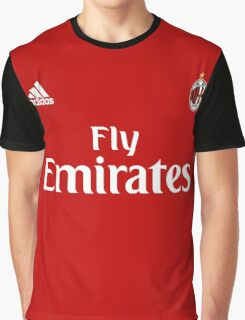 INTERNATIONAL CHAMPIONS CUP - AC Milan Graphic T-Shirt