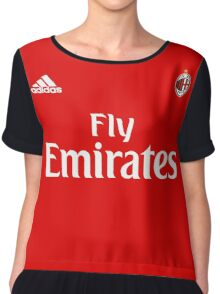 INTERNATIONAL CHAMPIONS CUP - AC Milan Chiffon Top