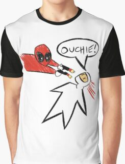 Ouchie Graphic T-Shirt