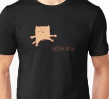 Funny pic with red cat Unisex T-Shirt