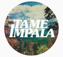 tame impala innerspeaker different font by lordofthefries