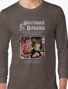 Doctors Daleks Long Sleeve T-Shirt