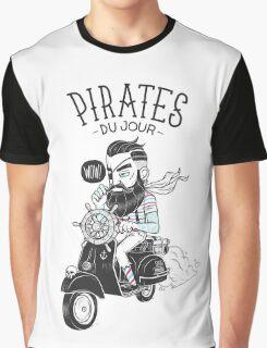 Pirates Graphic T-Shirt