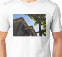 Decorated Eaves and Grapes Trellis - Old Town Plovdiv, Bulgaria Unisex T-Shirt