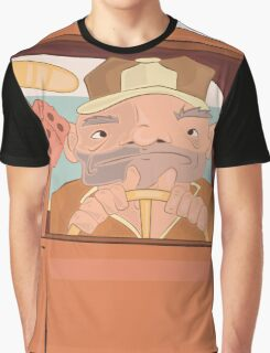 Truck Driver Graphic T-Shirt