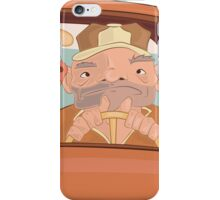 Truck Driver iPhone Case/Skin