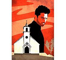 The Preacher Photographic Print