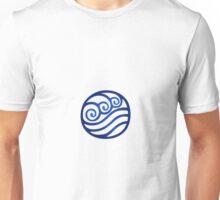 Avatar water symbol Unisex T-Shirt